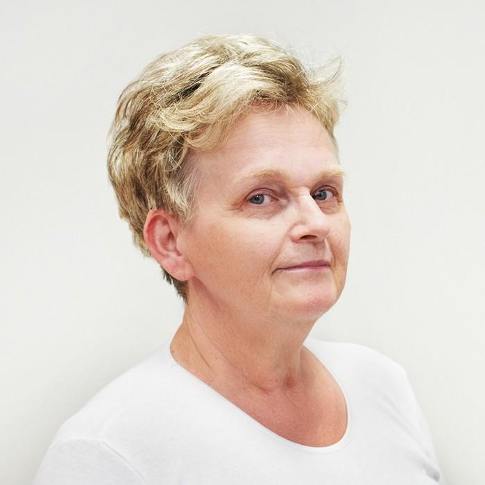 portret Zielińska Irena