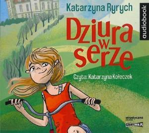 """Okładka audiobooka Dorota Kassjanowicz """"30 znikających trampolin"""""""