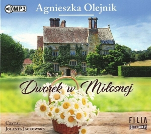 "Okładka audiobooka Joanna Jax ""Drugi brzeg"""