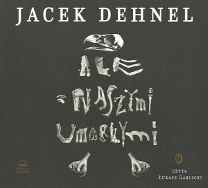 """Okładka audiobooka Małgorzata Warda """"Dziewczynka, która widziała zbyt wiele"""""""