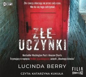 """Okładka audiobooka Katarzyna Bonda """"Nikt nie musi wiedzieć"""""""