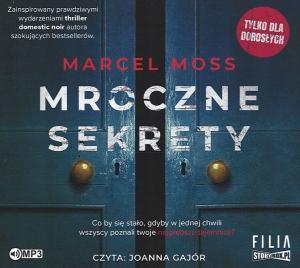 "Okładka audiobooka Max Czornyj ""Pokuta"""