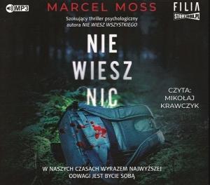 "Okładka audiobooka Max Czornyj ""Trauma"""