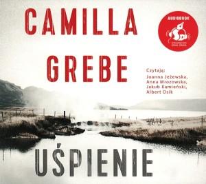 """Okładka audiobooka Camilla Grebe """"Uśpienie"""""""