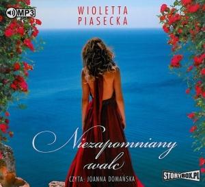 """Okładka audiobooka Łucja Wilewska """"Ósme niebo"""""""