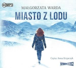 """Okładka audiobooka Katarzyna Bonda """"Klatka dla niewinnych"""""""