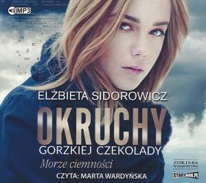 "Okładka audiobooka Max Czornyj ""Klątwa"""