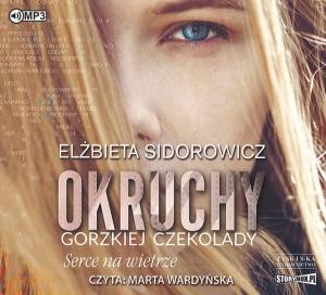 "Okładka audiobooka Marcel Moss ""Utraceni"""