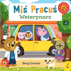 """Okładka książki Sharon Rentta """"Tygrysek Tolek nurkuje"""""""