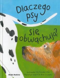 """Okładka książki Christine Naumann-Villemin """"Wielki Zły Wilk : 14 małych wilczków"""""""