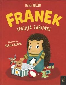 """Okładka książki Rotraut Susanne Berner i Dagmar von Cramm """"Wielkie gotowanie na ulicy Czereśniowej : przepisy na cztery pory roku"""""""