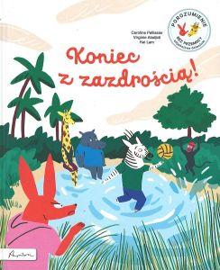 """Okładka książki Lisa Bjärbo """"Ivar buduje dom dla pteranodona"""""""