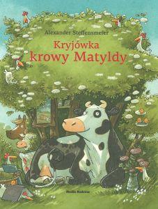 """Okładka książki Rocio Bonilla """"Dziadkowie, piranie i inne historie"""""""