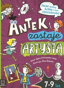 """Okładka książki James Patterson i Chris Grabenstein """"Max Einstein : genialny eksperyment"""""""