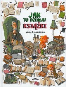 """Okładka książki Nikola Kucharska """"Jak to działa? - Książki"""""""