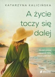"""Okładka książki Marzena Rogalska """"Kres czasów"""""""