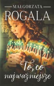 """Okładka książki Anna Szafrańska """"Uważaj, czego pragniesz"""""""
