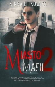 """Okładka książki Anders de la Motte """"Zimowy ogień"""""""
