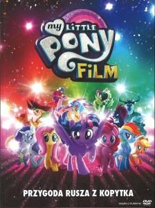 """Okładka filmu """"My Little Pony Film"""""""