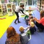 Dzieci i opiekunka