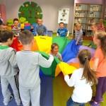 Dzieci w czasie zabawy