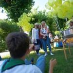 Zdjęcie przy balonach