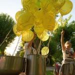 Wiązanie balonów