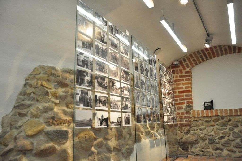 Rekwizyty w muzeum