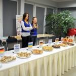 Pokaz jedzenia z innych kultór