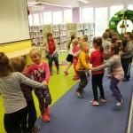 Dzieci w grach ruchowych