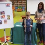 Czytające dziecko