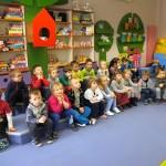Siedzące dzieci