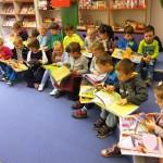 Czytające małolaty