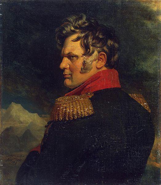 Portret Aleksieja Piotrowicza Jermołowa