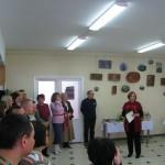Przemówienie podczas wernisażu