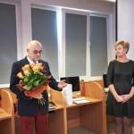 Uroczystość nadania odznaki honorowej