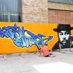 """Graffiti """"SCARA"""" pt. """"Fresh Culture"""""""
