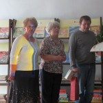 Troje uczestników projektu