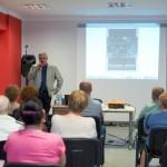 Waldemar Brenda i publika