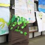 Prace związane z tematem ferii – przyrodą z różnych części świata