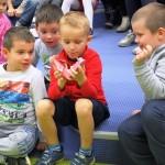 Dzieci w czasie wydarzenia