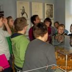 Dzieci w morąskim Muzeum