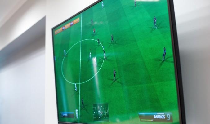 Zdjęcie telewizora