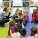 Paulin Freitag prowadząca zajęcia