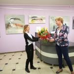 Przekazanie kwiatów