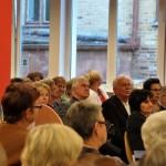 Uczestnicy wykładu pana Zbigniewa Chojnowskiego