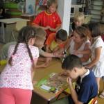 Zajęcia dla dzieci w Oddziale dla Dzieci