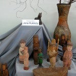 Wystawa rzeźb Józefa Kuleszy