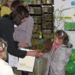 Rozdawanie nagród i dyplomów laureatom