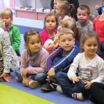 Dzieci w czasie spotkania